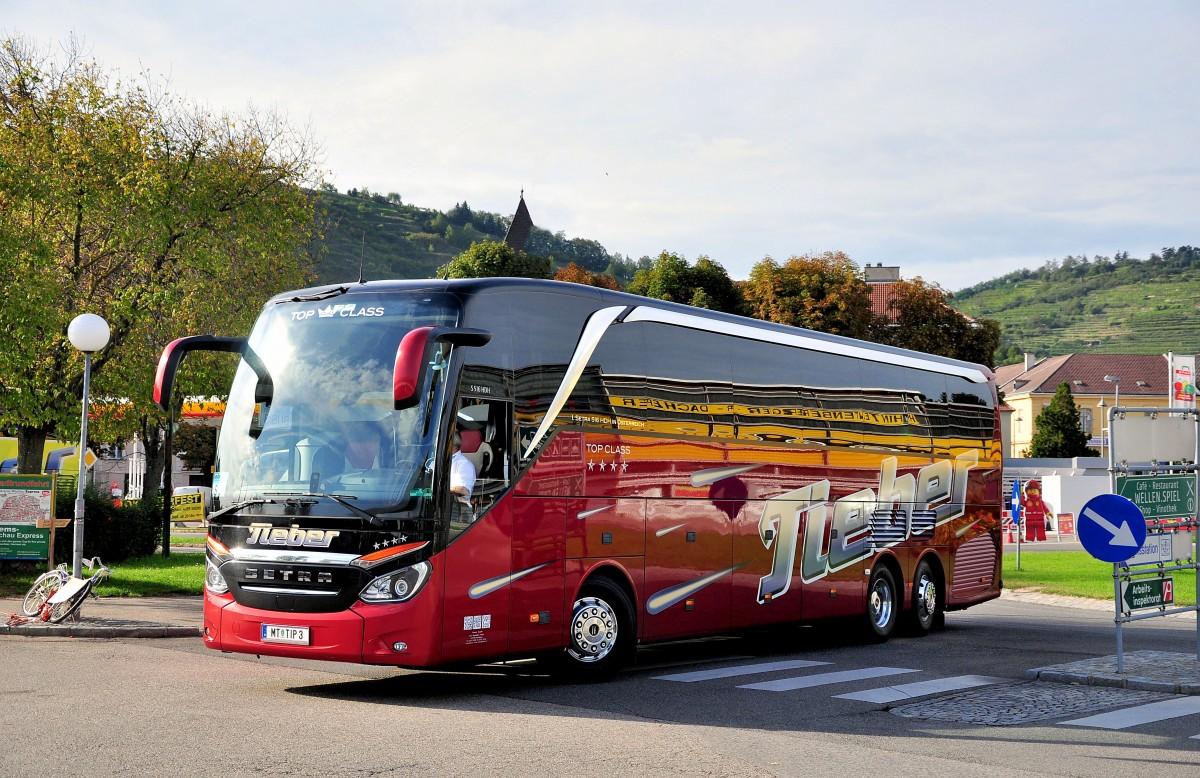 Setra 516 Hdh Vom Reisespezialisten Tieber Aus Der Steiermark