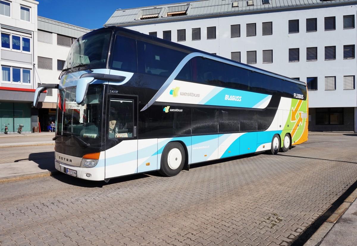westbus österreich
