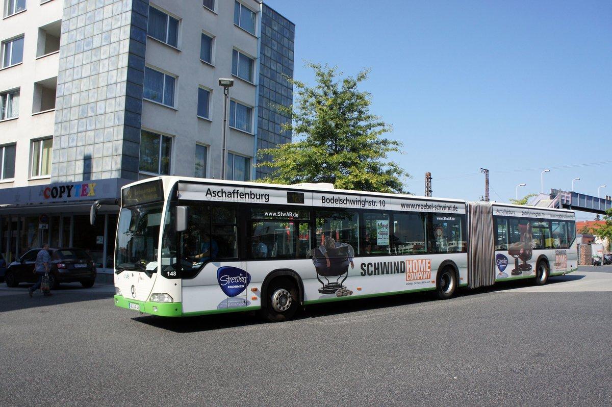 Verkehr Aschaffenburg