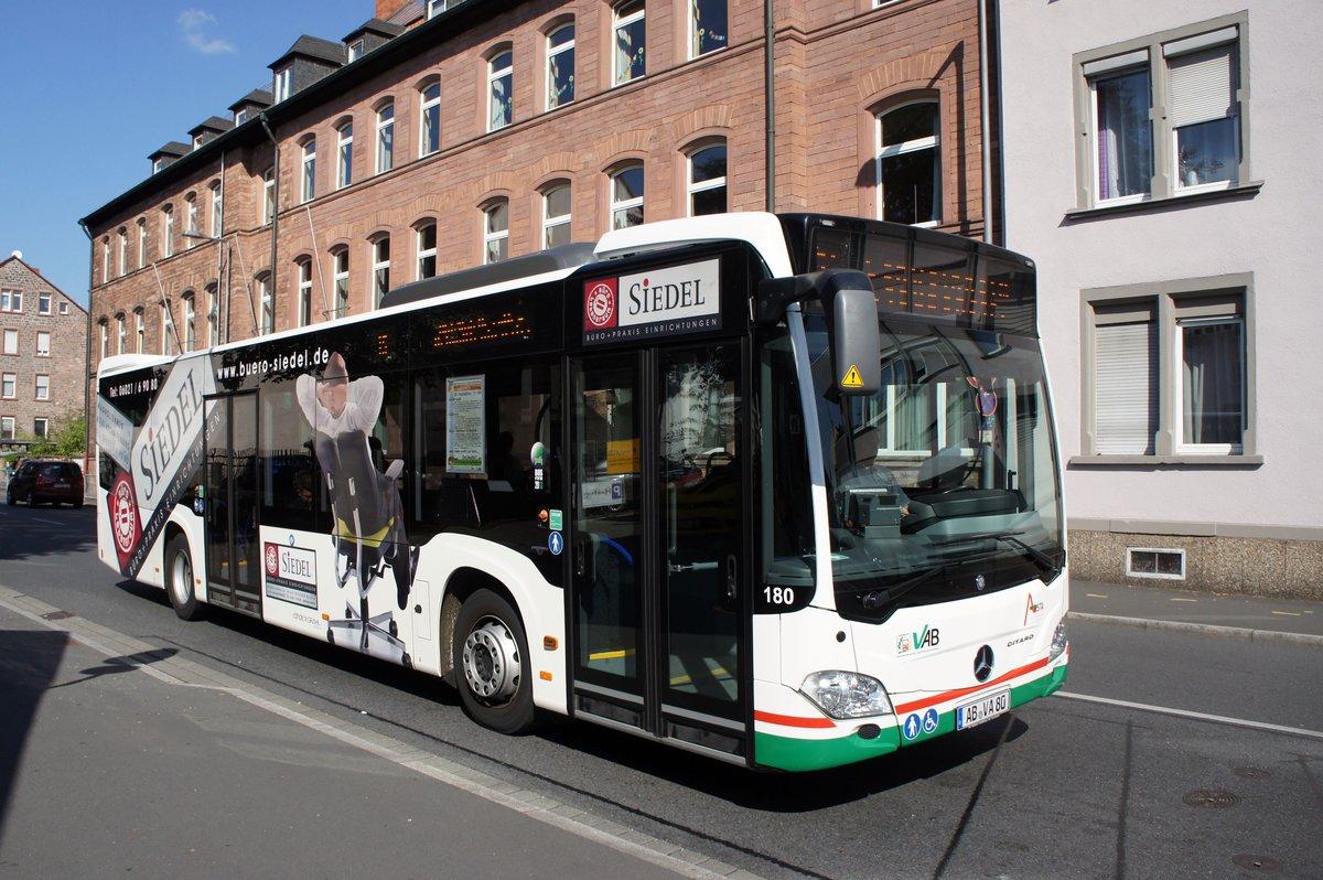 Aschaffenburg Verkehr