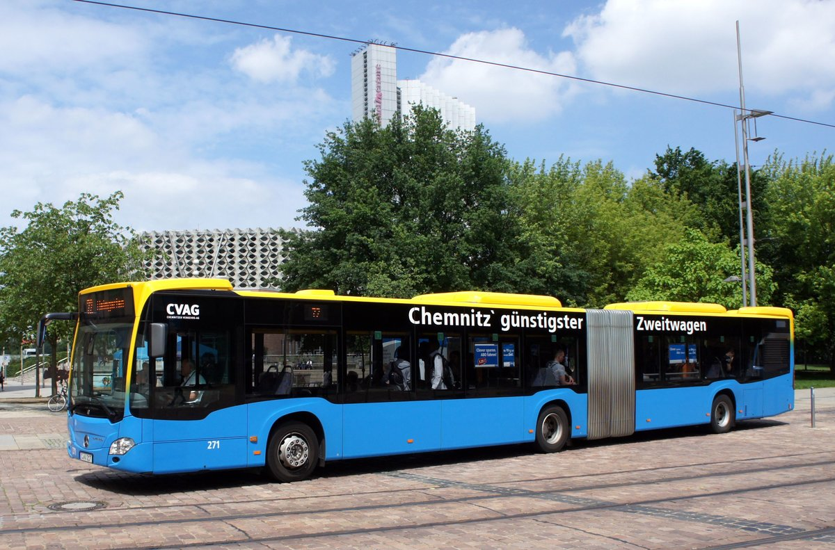 stadtbus chemnitz cvag chemnitz mercedes benz citaro c2 gelenkbus der chemnitzer verkehrs ag. Black Bedroom Furniture Sets. Home Design Ideas