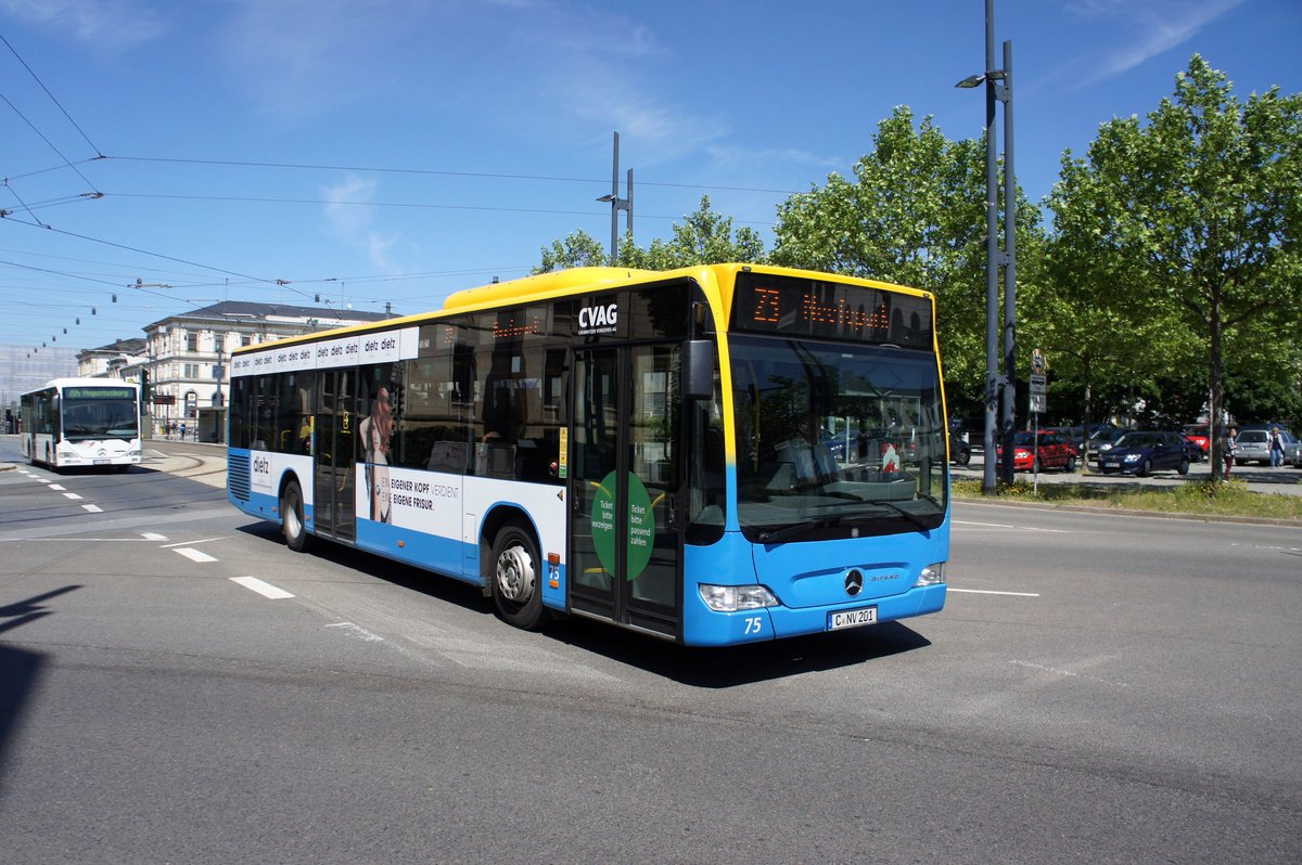 stadtbus chemnitz cvag chemnitz mercedes benz citaro facelift der chemnitzer verkehrs ag. Black Bedroom Furniture Sets. Home Design Ideas