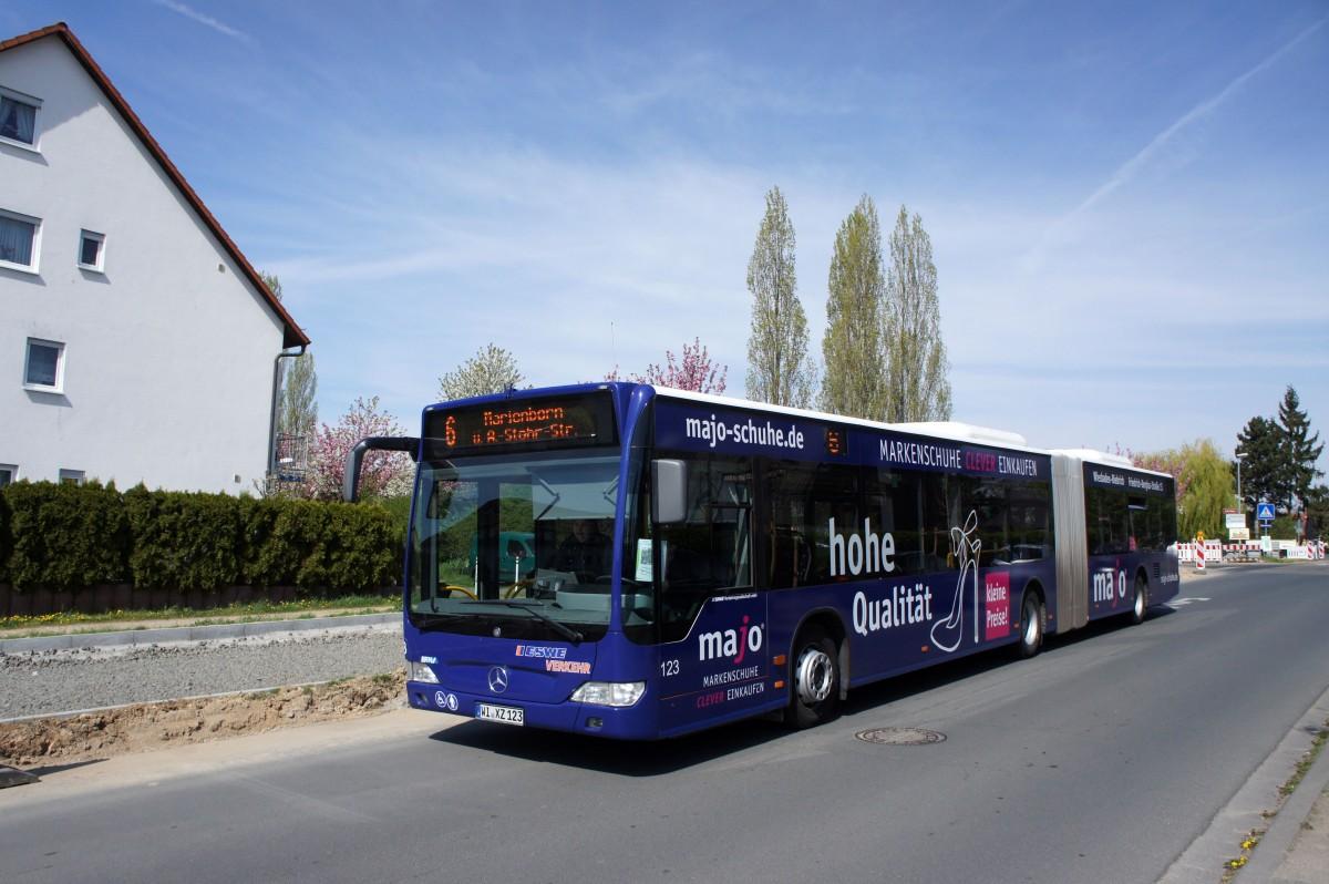 Bus Mainz Wiesbaden