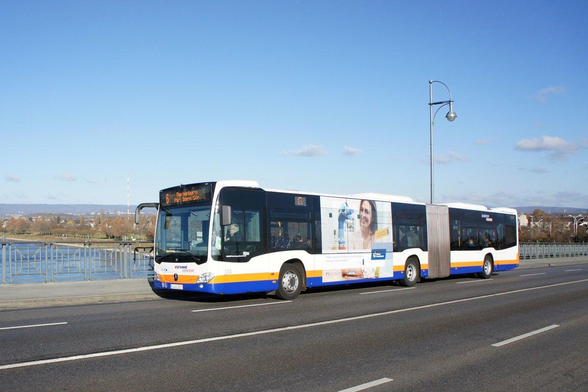 Mainz Wiesbaden Bus