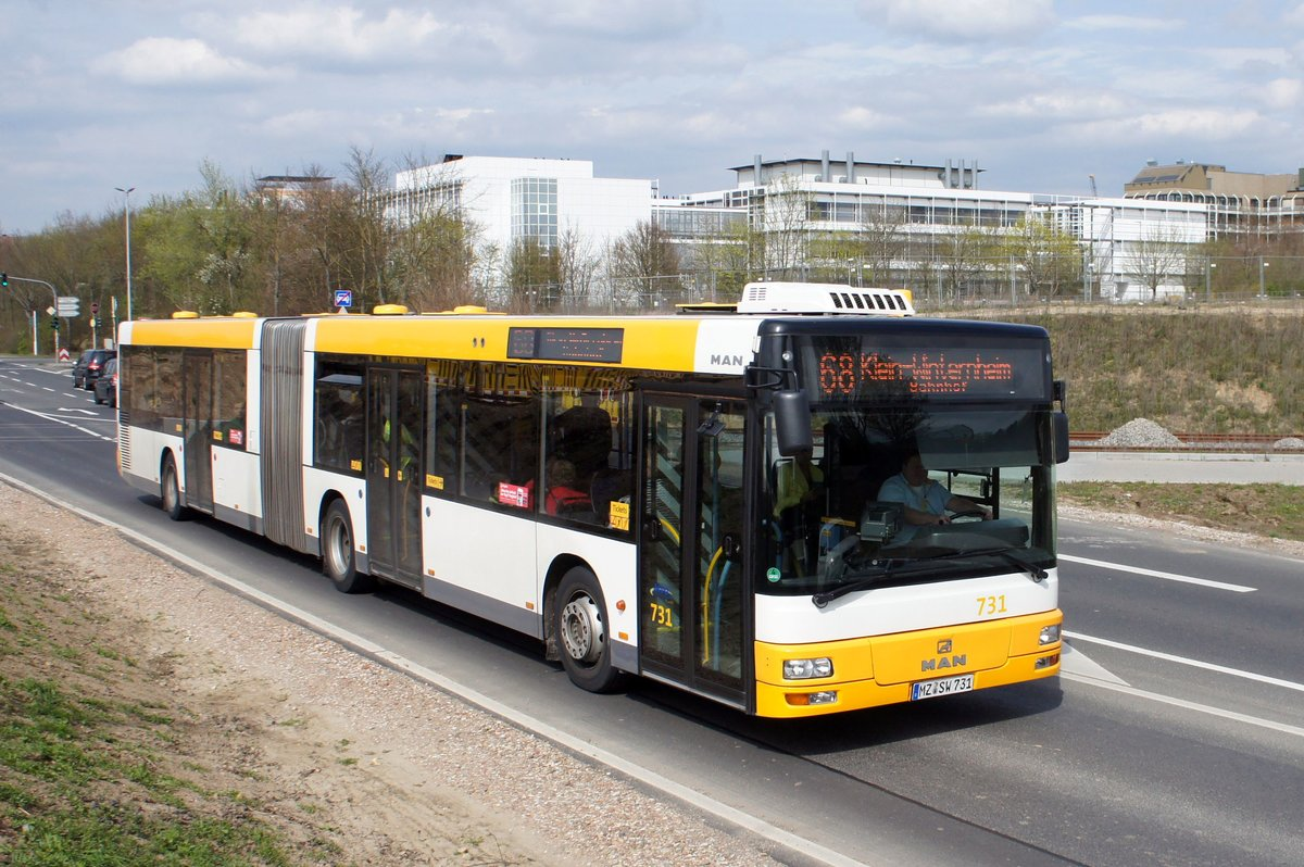 Mainz Mvg