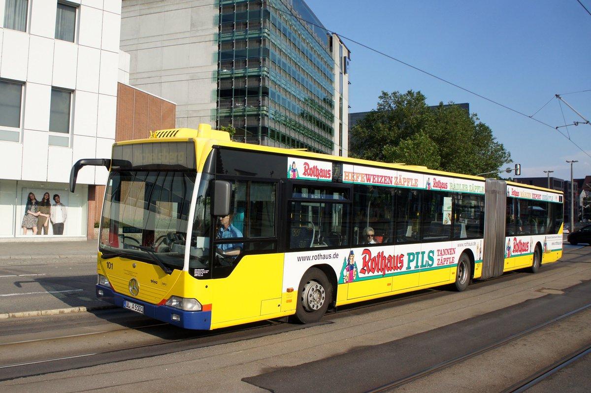 Ulmer Verkehrsbetriebe