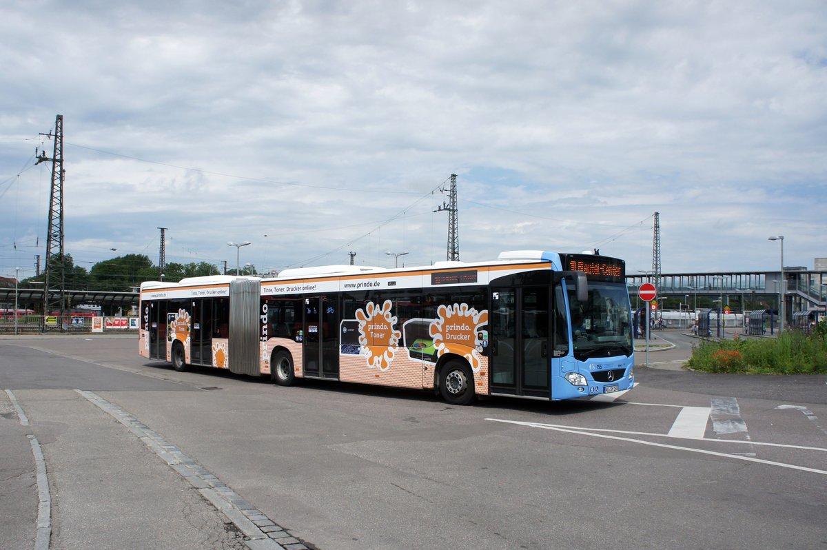 Verkehrsbetriebe Ulm