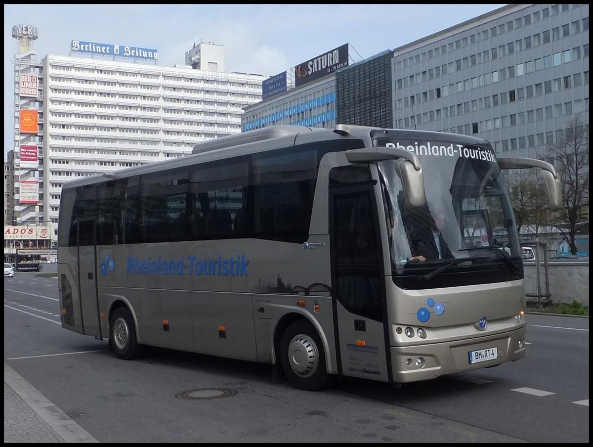 temsa md9 von rheinland touristik aus deutschland in berlin am bus. Black Bedroom Furniture Sets. Home Design Ideas