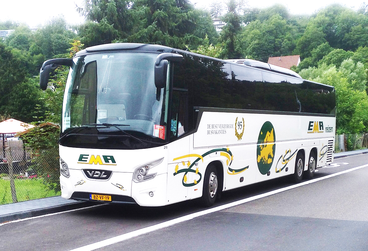 VDL-Futura, BZ-VF-19 aus den NL in Bad-Münstereifel - 19.08.2019