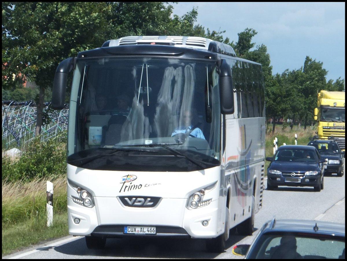 vdl futura von primo reisen aus deutschland bei rostock am bus. Black Bedroom Furniture Sets. Home Design Ideas
