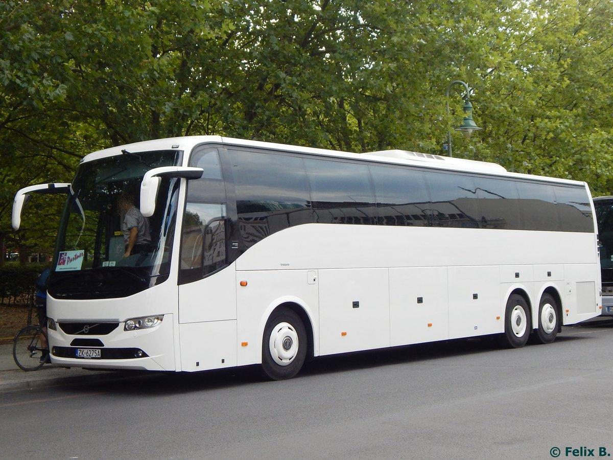 Polen Bus Berlin