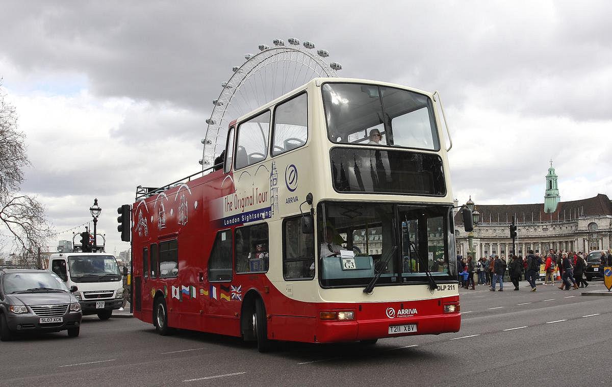 doppel bus london