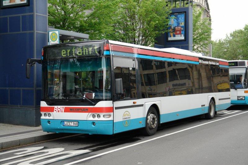 brn lu et 868 am hbf mannheim bus. Black Bedroom Furniture Sets. Home Design Ideas