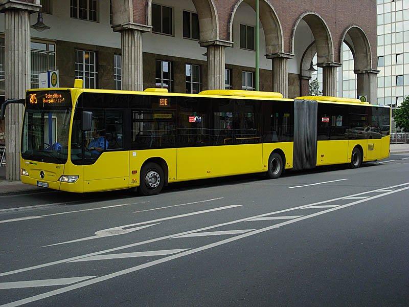citaro gelenkbus der evag linie sb15 in essen hbf 14 mai 2009 16 45 bus. Black Bedroom Furniture Sets. Home Design Ideas