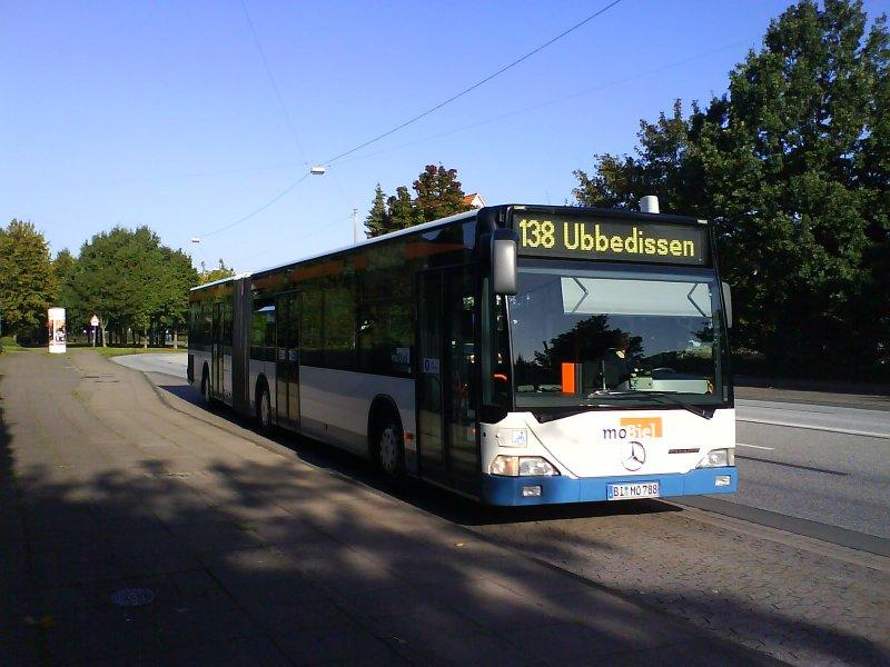 Citaro O530 G Der Mobiel Gmbh Wagen 788 Bus Bildde