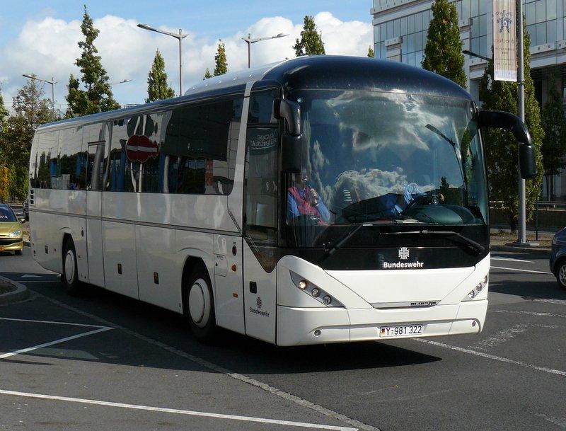 Bundeswehr Bus
