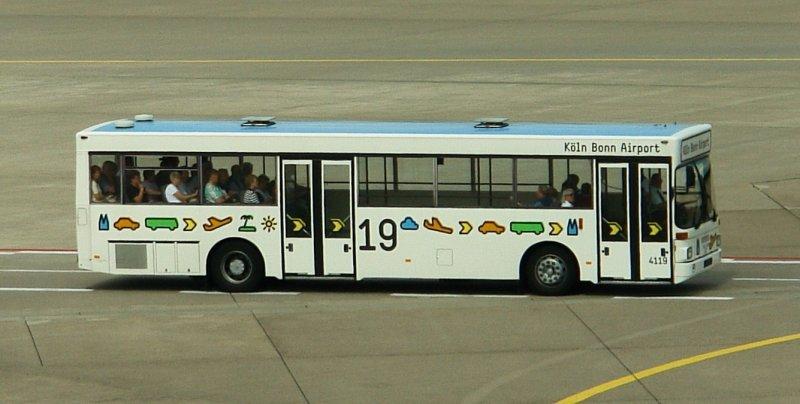 Köln Bus 142