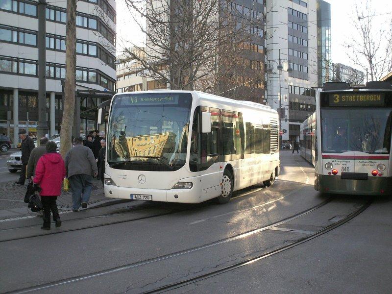 Avg Augsburger Verkehrsgesellschaft Mbh