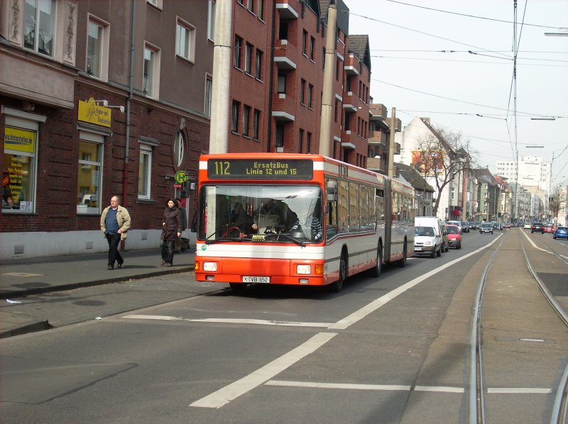 Kölner Verkehrsbetrieb