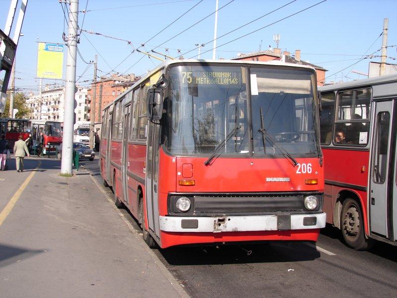 ikarus 260 in budapest stadionok bus. Black Bedroom Furniture Sets. Home Design Ideas