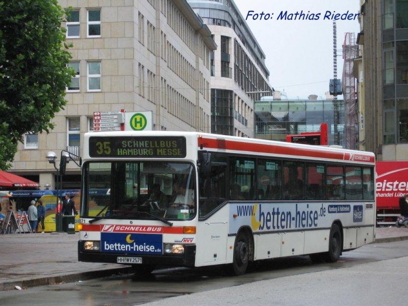 Hvv Bus 23