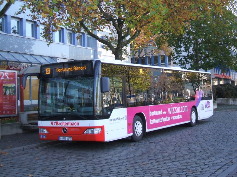 Bus Dortmund Hbf Flughafen