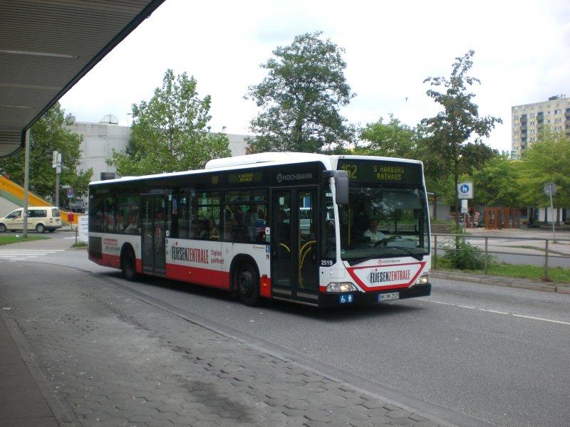mercedes benz o 530 i citaro auf der linie 152 nach s bahnhof harburg bus. Black Bedroom Furniture Sets. Home Design Ideas