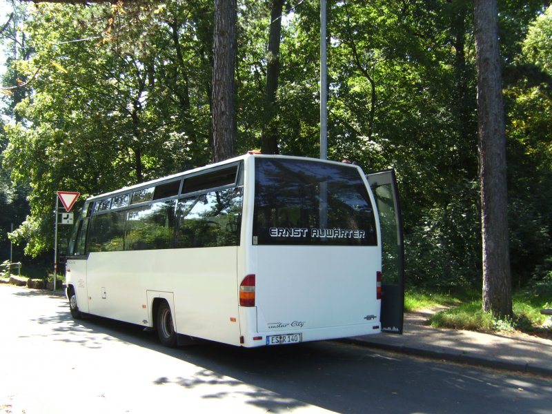 Mercedes benz o 815 d heckniederflur teamstar city der for Mercedes benz atlantic city