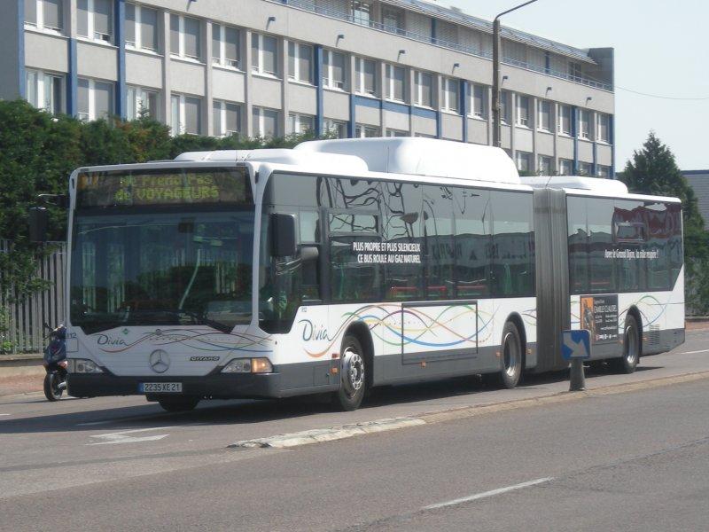 mercedes benz o530 g citaro cng wagen 812 divia dijon fr bus. Black Bedroom Furniture Sets. Home Design Ideas