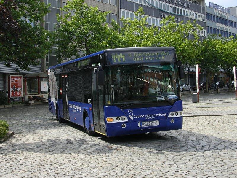 dortmund casino bus
