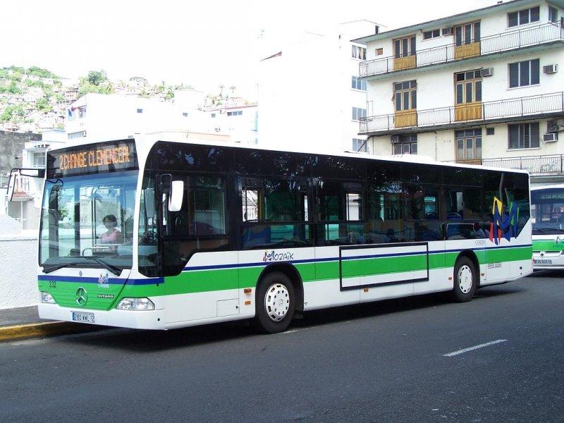 Martinique Şehir İçi Ulaşım