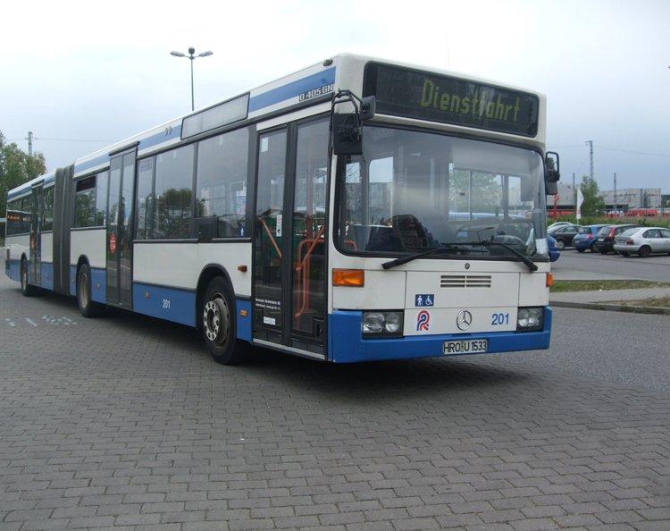 rsag bus abgestellt in h he haltestelle rostock hauptbahnhof s d bus. Black Bedroom Furniture Sets. Home Design Ideas