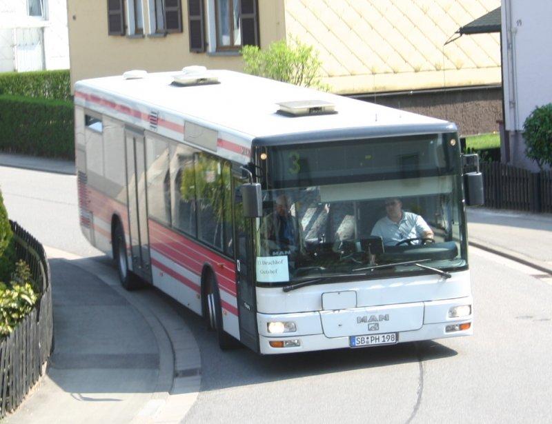 sb ph 198 ist ein ex weser ems bus der sich erst seit kurzem bei phillipi befindet bus. Black Bedroom Furniture Sets. Home Design Ideas