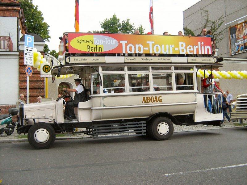 sonder busverkehr zum tag der offenen t r u bahnwerkstatt seestra e am 7 9 2008 bus. Black Bedroom Furniture Sets. Home Design Ideas