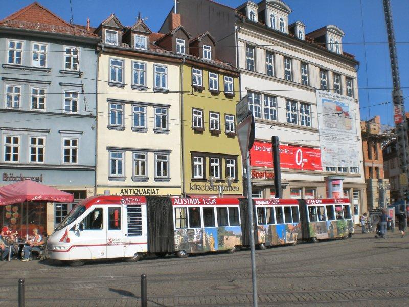 erfurt haltestelle jetzt europaplatz niederflurbus mercedes 405n im jahre 1992 bus. Black Bedroom Furniture Sets. Home Design Ideas