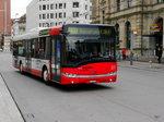 Stadtbus Winterthur - Solaris  Nr.227  ZH  751227 unterwegs auf der Linie 660 in Winterthur am 11.05.2016