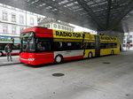Stadtbus Winterthur - Solaris Trolleybus Nr.179 unterwegs auf der Linie 1 in Winterthur am 11.05.2016