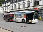 Postauto / Ortsbus Brig - Mercedes Citaro  VS  241959 vor dem Bahnhof Brig am 16.07.2016