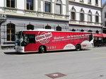 Postauto / Ortsbus Brig - Mercedes Citaro  VS  241961 vor dem Bahnhof Brig am 16.07.2016
