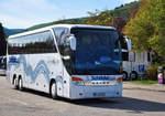 Setra 416 HDH von SCHÖDEL Reisen aus der BRD in Krems.