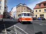 Robur Bus am 08.09.2013 in Zittau