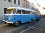 Robur Bus am 03.10.2013 in Zittau
