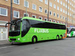 Flixbus MAN Lions Coach am 26.11.16 in Frankfurt am Main Hbf Südseite