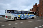 MB TOURISMO am Ozeaneum in Stralsund. -23.03.2016