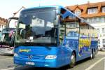Mercedes Tourismo M  Farrenkopf , Eisenach 12.07.2015
