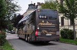 Mercedes Travego von Spindler Reisen aus der BRD in Krems.