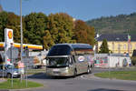 Neoplan Starliner von Lauwers Reisen aus Belgien 2017 in Krems.