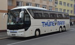Neoplahn Tourliner  Reisebus in Worms am 18.10.16.