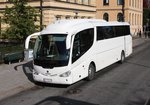 Scania Irizar am 21.09.2016 in Stockholm.