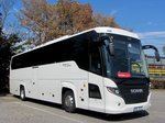 Scania Touring von Kuoni Travel aus der CZ in Krems.